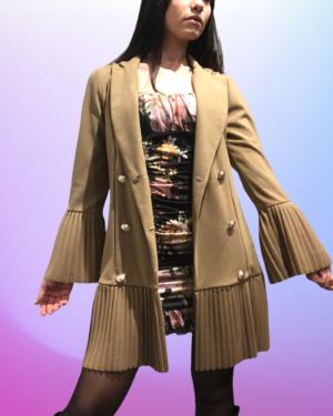 blazer lungo francesca