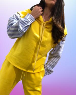 felpa giallo lumina