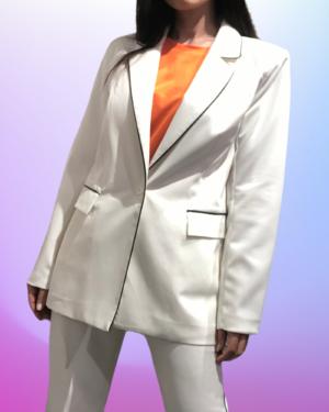 gilda blazer lumina fashion