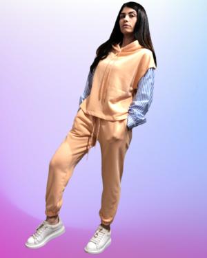 tuta lumina fashion joggers