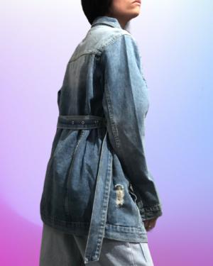 jacket in jeans margot
